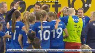 Womens I Germany - Iceland 2:3