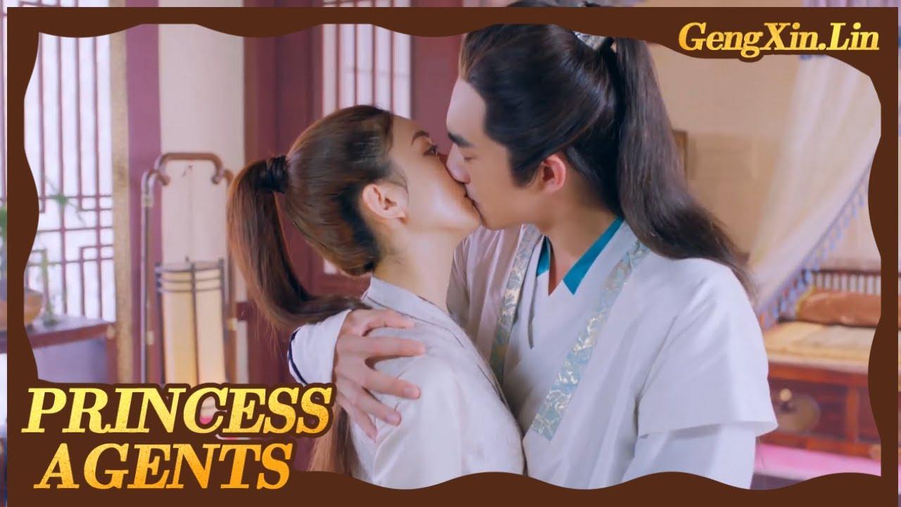 Download Princess Agents:No matter, what happens, I  love you!   Zhaoliying Lingengxin KISS CUT