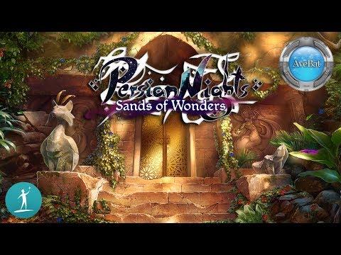 Persian Nights Sands of Wonders Gameplay 60fps