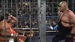 WWE Network: Chamber of Horrors Match: WCW Halloween Havoc 1991