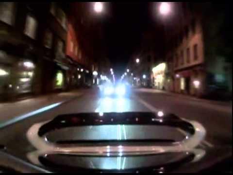 Getaway in Stockholm 10   Lamborghini Gallardo vs Porsche GT3 1 2