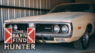 Dodge Charger for sale & and a field of project cars! | Barn Find Hunter - Ep. 38