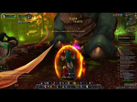 Wow Well of Eternity Solo ~ Horde Fire Mage
