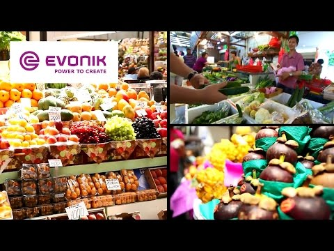 Methionine Plant ME 6 in Singapore – For a better tomorrow | Evonik