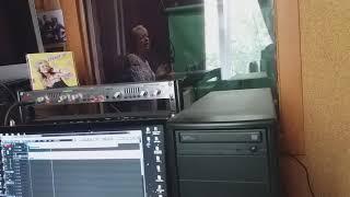 """Студия-80 - запись песни """"Теплый летний вечер"""" ( 26.08.18 )"""