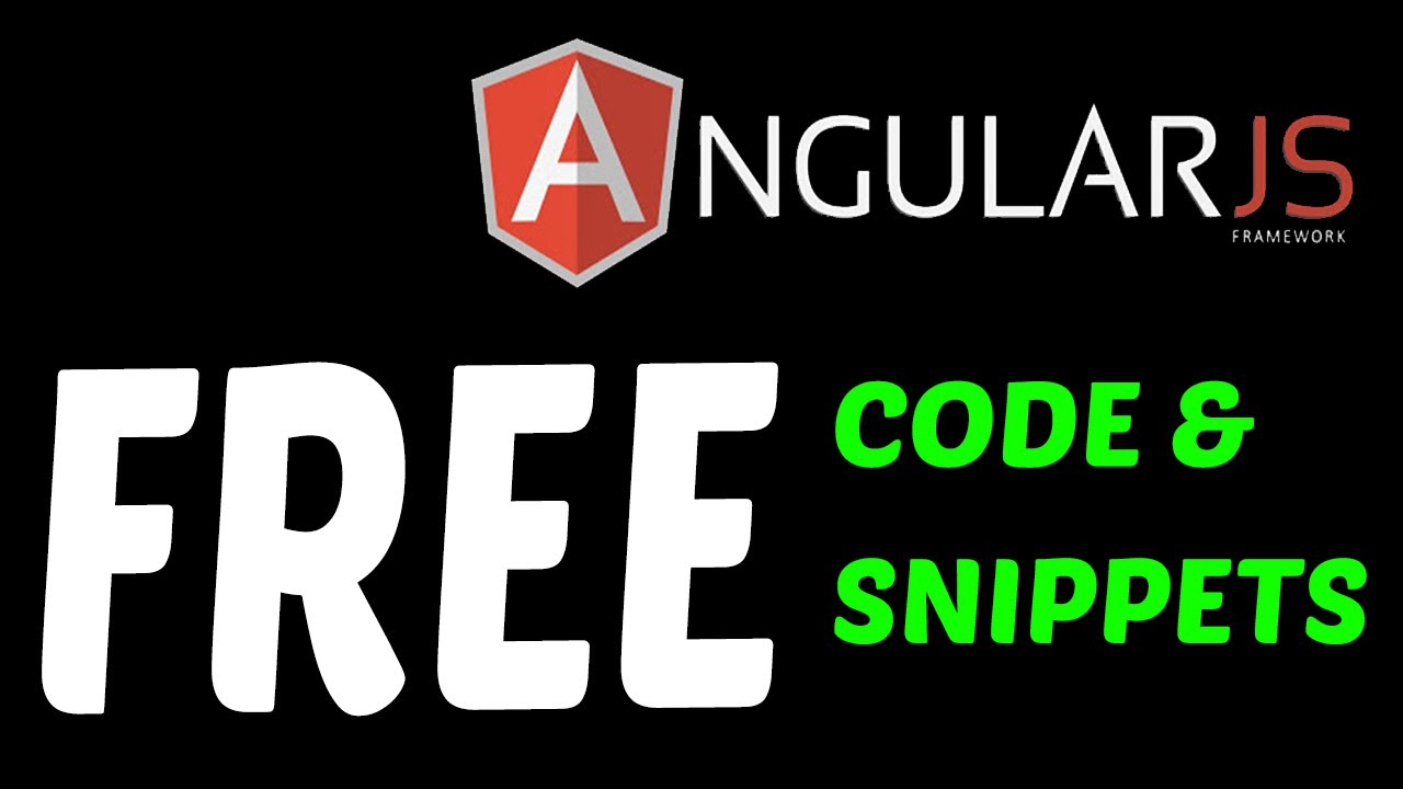 Download Free templates for Apps - #9 Angular & JavaScript Series