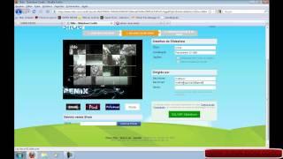 como criar/colocar slide no orkut