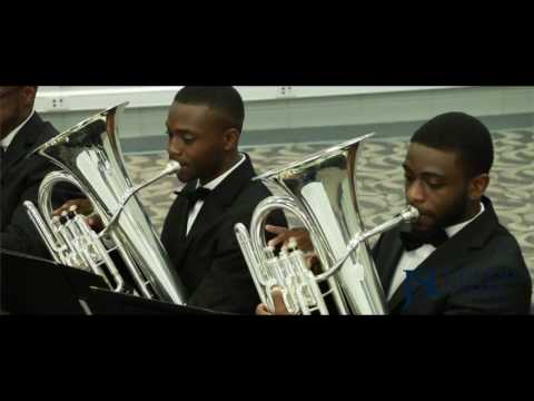 Jackson State University Concert Band - Incantation and Dance