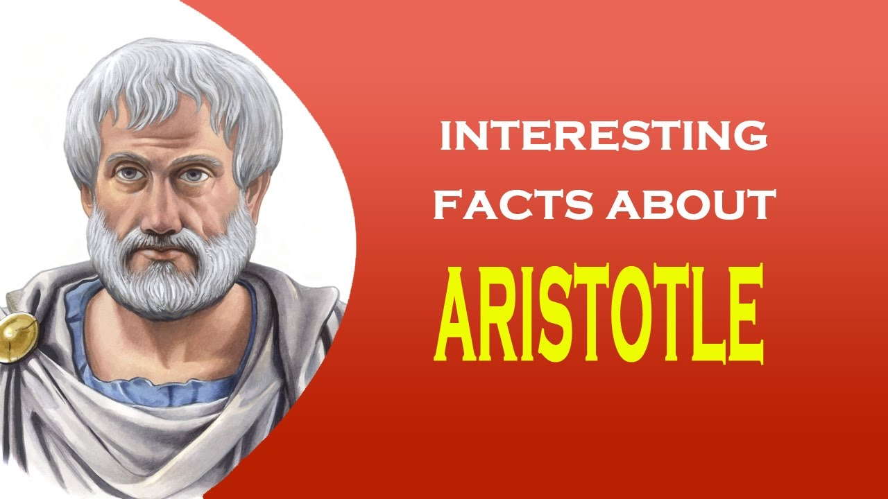 Aristotle: interesting facts from life and his biography