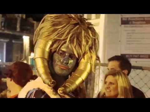 Watch the 2016 Chewbacchus Mardi Gras parade