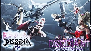 Dissidia Final Fantasy NT Come and Join The Hippo Nation