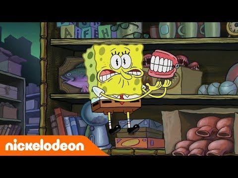 SpongeBob SquarePants | Hilang Dan Ditemukan | Nickelodeon Bahasa