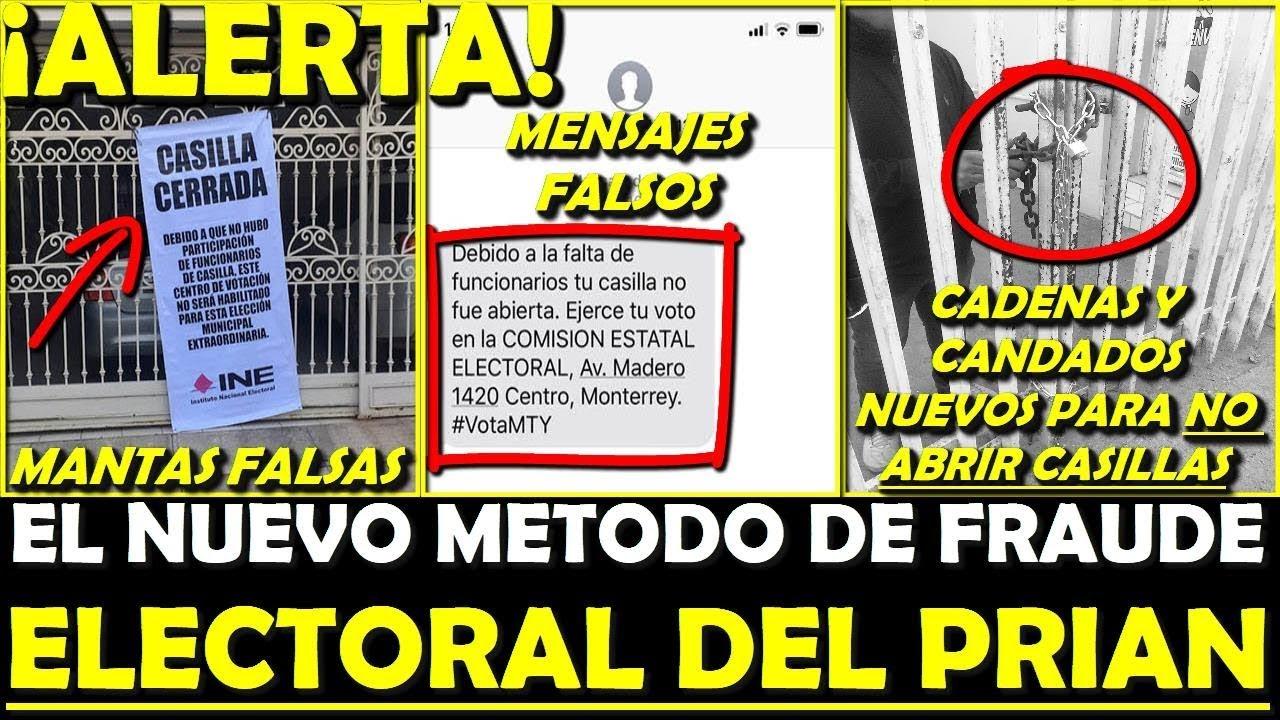 6648c50be030c ALERTA! SE DESCUBRE NUEVA FORMA DE FRAUDE ELECTORAL DEL PRIAN ...