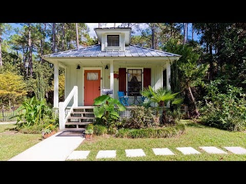 A Sweet Small Southern Style Cottage
