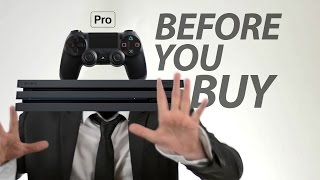 PS4 Pro - Before You Buy(The PS4 Pro touts 4K HD gaming thanks to more graphical horsepower. But is it really worth the upgrade? Jake Baldino takes a look. ☆Follow Jake on Twitter: ..., 2016-11-12T23:45:35.000Z)
