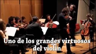 SPOT - TCHAIKOVSKY /CONCIERTO PARA VIOLIN – ORQUESTA FILARMÓNICA DE BOLIVIA / ALEXANDER SITKOVETSKY