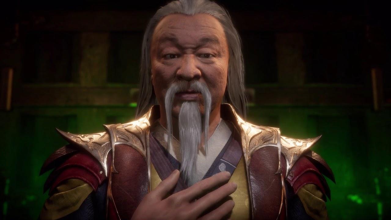 Mortal Kombat 11 - Shang Tsung en español latino (Kripta intro) 1080p 60fps