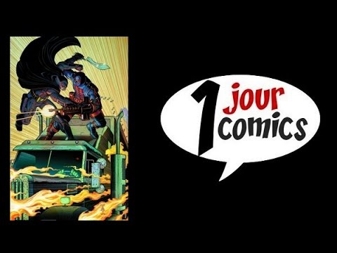 1 JOUR : 1 COMICS #190 (ALL STAR BATMAN #3)
