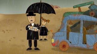 """""""Машинки"""", новый мультсериал для мальчиков - На автосвалке (серия 30) Развивающий мультфильм"""