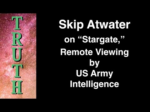 Skip Atwater on Remote Viewing