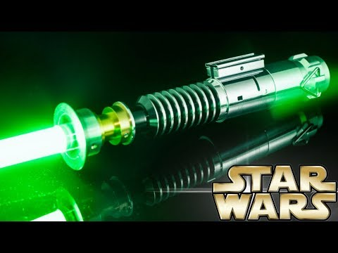 Download Youtube: Why Luke Skywalker Used a SITH Crystal For His Lightsaber - Star Wars Explained