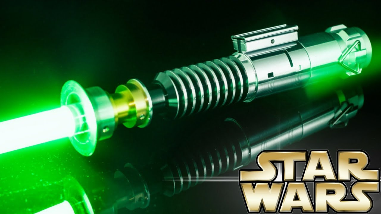 Why Luke Skywalker Used a SITH Crystal For His Lightsaber ...