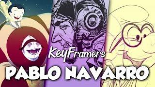 Hablando con Pablo Navarro | KeyFramers #04 | Podcast de Animación