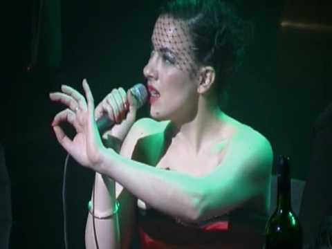 Camille O'Sullivan --  No surprises (RadioHead)