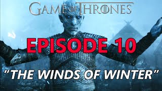 Game of Thrones Season 6 Episodes 7,8,9,10 Predictions - Titles Reveal / Breakdown
