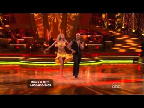 DWTS - Hines Ward & Kym Johnson - Samba