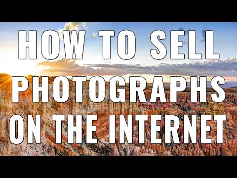 How To Sell Photos Online | Get Paid To Take Pictures