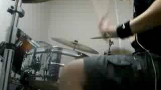 Mudvayne - dig (Drum Cover).