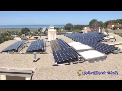 Solar Electric Works Commercial