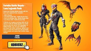 HOW TO * GET FREE * A BUNDLE OF LAVA LEGENDS! FREE SKINS FOR EVERYONE! (Fortnite Battle Royale)