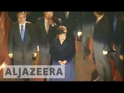 South Korea: Ousted Park Geun-hye vacates official residence
