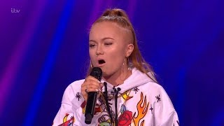 The X Factor The Band Kelli Marie Willis Making of a Girl Band S01E02