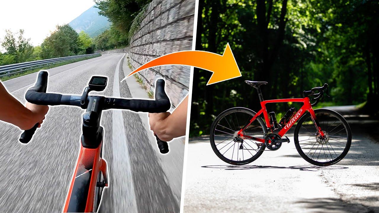 LA STRADA PIU' BELLA DEL VENETO! 🚴🏻♂️ Con una nuova bici da corsa!