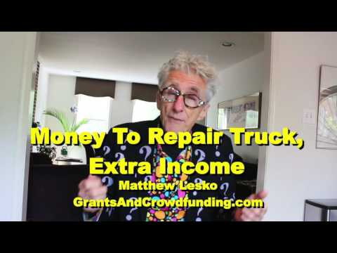 Need Momey To Repair Your Car and Get Extra Income