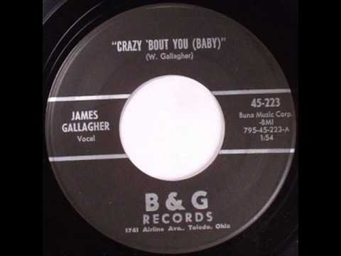 James Gallagher - Crazy Bout You (Baby)