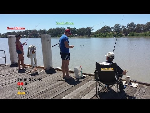 Murray River Fishing Adelaide South Australia