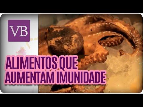 Alimentos que aumentam a imunidade - Você Bonita (01/06/16)