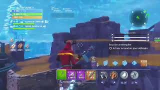 Fortnite little live on saving the world I help you we discuss