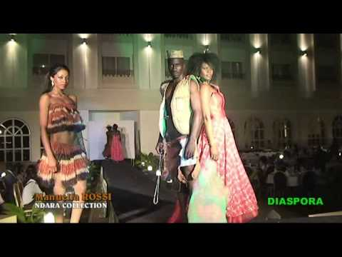 Manuella ROSSI NDara collection 2013 Hotel LEDGER PLAZA de Bangui
