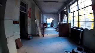 Urbex The Abandoned S.Innocenti Asylum In The Halloween Day!