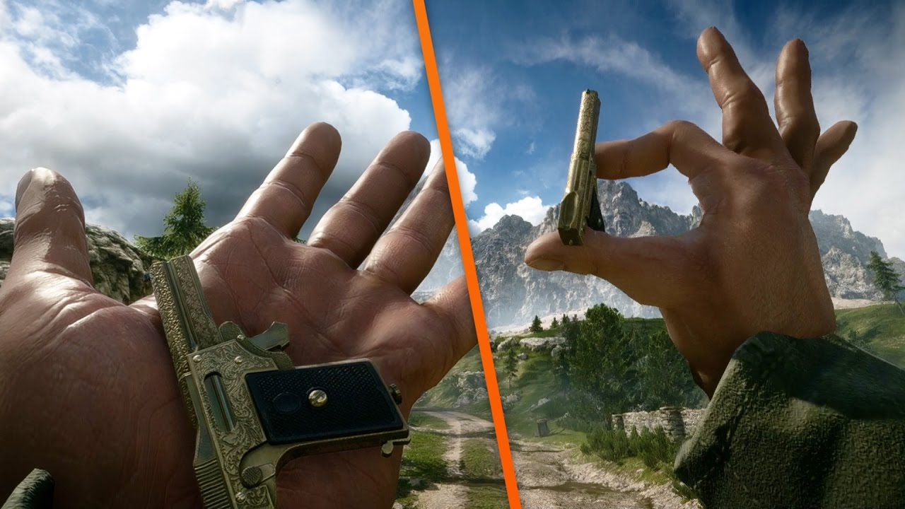 the most ridiculous weapon in bf1 battlefield 1