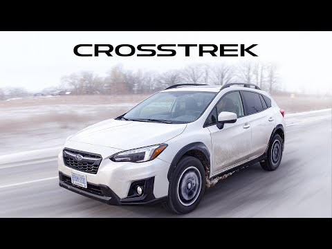 2019 Subaru Crosstrek Review - Crossover or Lifted Impreza?