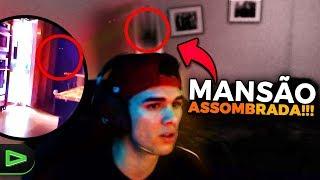 ESSA MANSÃO ESTÁ ASSOMBRADA!!! (NÃO É CLICKBAIT)