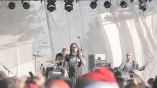 Taking Back Sunday - Liar (It Takes One To Know One) Guam 2015