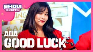 (ShowChampion EP.188) AOA - Good Luck