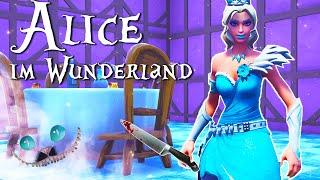Alice im Wunderland in Fortnite!